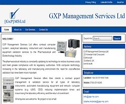 GXP Management Services