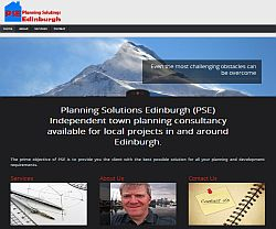 Planning Solutions Edinburgh