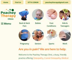 Peachey Therapy Clinic