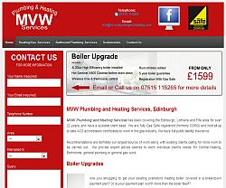 MVW Plumbing and Heating